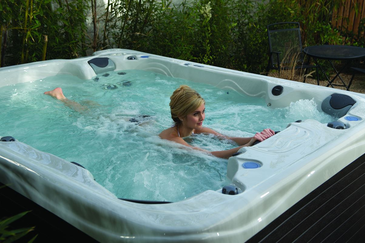 Wonderful hydrotherapy from Pools and Spas Windlesham