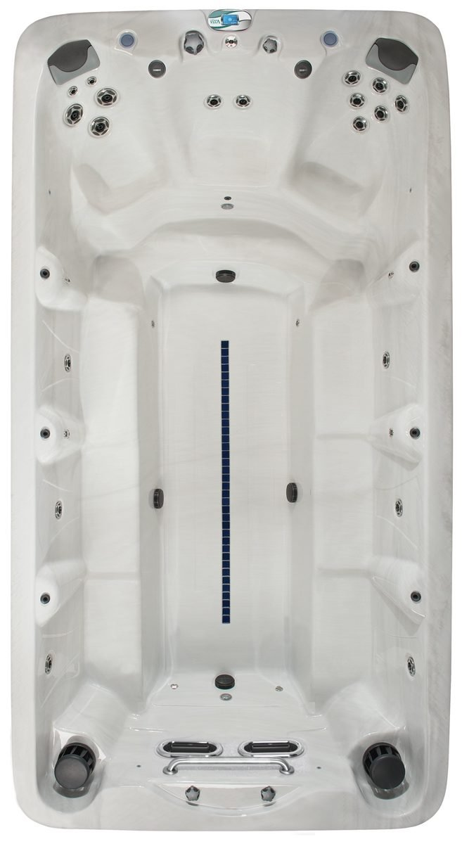 VB4 Swim Spa from Pools Direct